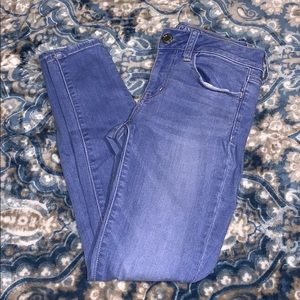 🌸 american eagle light wash jeans